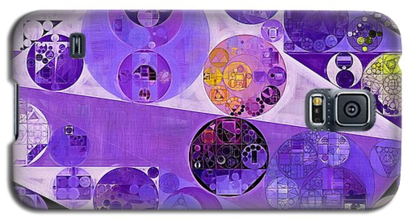 Abstract Painting - Blackcurrant Galaxy S5 Case by Vitaliy Gladkiy