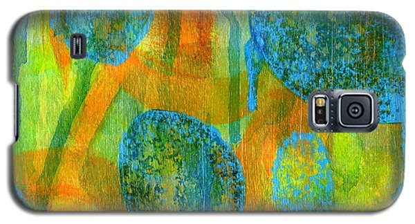 Abstract Painting No. 1 Galaxy S5 Case