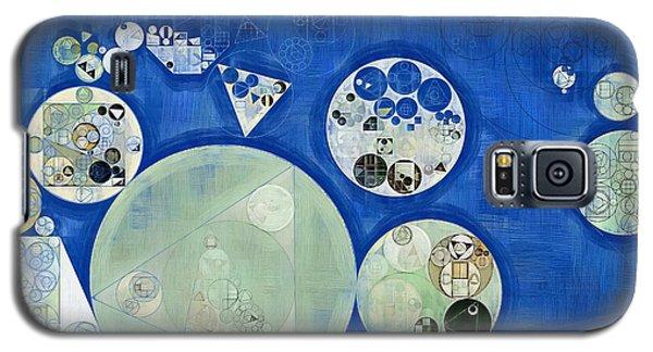 Abstract Painting - Rainee Galaxy S5 Case by Vitaliy Gladkiy