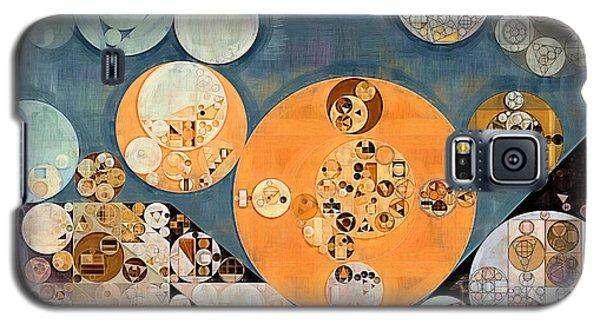 Abstract Painting - Shuttle Grey Galaxy S5 Case by Vitaliy Gladkiy