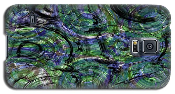 Abstract Pattern 5 Galaxy S5 Case