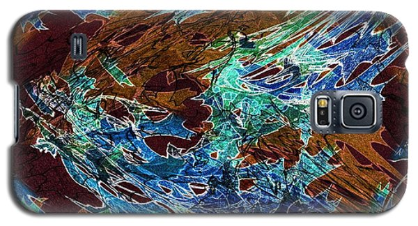 Abstract Pattern 6 Galaxy S5 Case