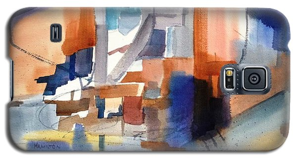 Abstract- Peggy's Cove Galaxy S5 Case