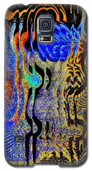 Abstract Photography 001-16 Galaxy S5 Case by Mimulux patricia no No