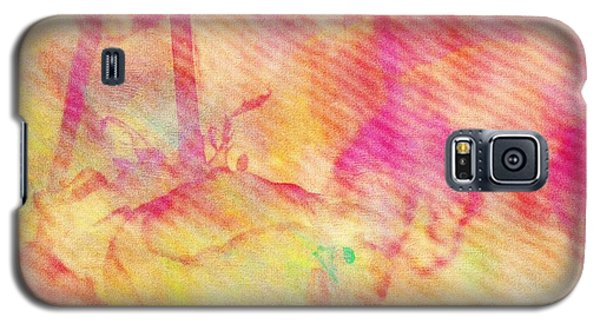Galaxy S5 Case featuring the photograph Abstract Photography 003-16 by Mimulux patricia no No