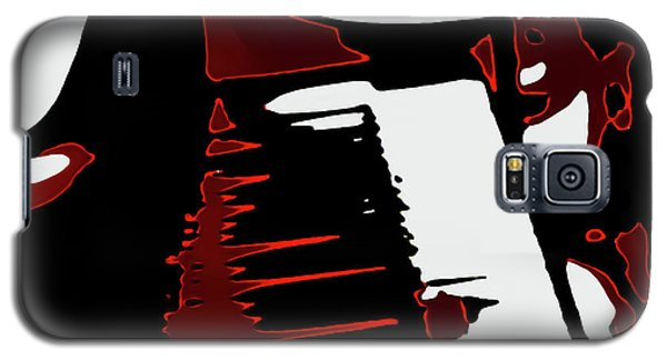 Abstract Piano Galaxy S5 Case by Gina O'Brien