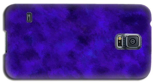 Galaxy S5 Case featuring the photograph Abstract Purple 7 by Clare Bambers