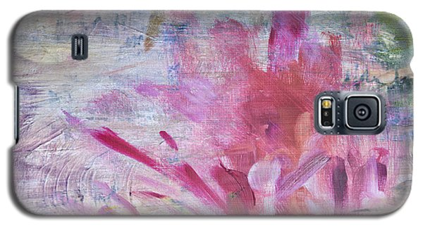 Galaxy S5 Case featuring the digital art Famous Quotes Hubbard by Patricia Lintner