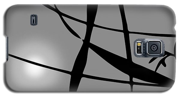 Abstract Reflection Galaxy S5 Case