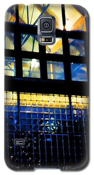 Abstract Reflections Digital Art #5 Galaxy S5 Case by Robyn King