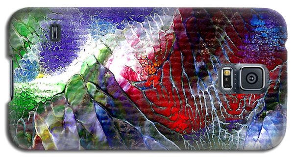 Abstract Series 0615a-3 Galaxy S5 Case