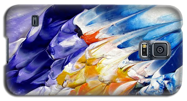 Abstract Series 0615a-4-l1 Galaxy S5 Case