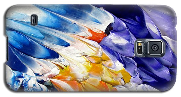 Abstract Series 0615a-4-l2 Galaxy S5 Case