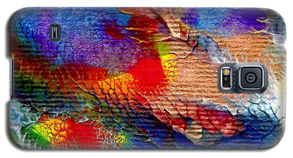 Abstract Series 0615a-5 Galaxy S5 Case