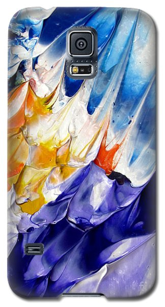 Abstract Series 0615a-6p1 Galaxy S5 Case