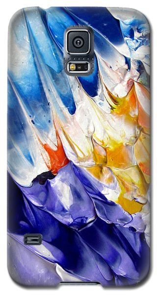 Abstract Series 0615a-6p2 Galaxy S5 Case