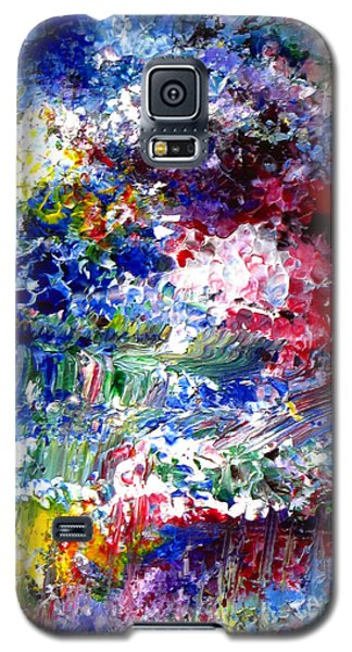 Abstract Series 070815 A2 Galaxy S5 Case
