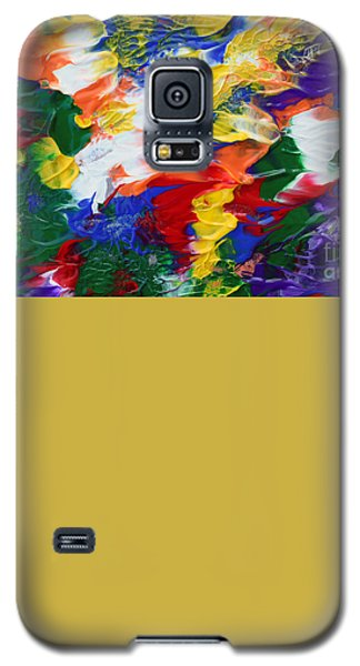Abstract Series A1015ap Galaxy S5 Case