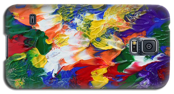 Abstract Series A1015al Galaxy S5 Case