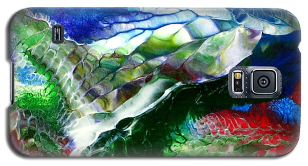 Abstract Series B Galaxy S5 Case