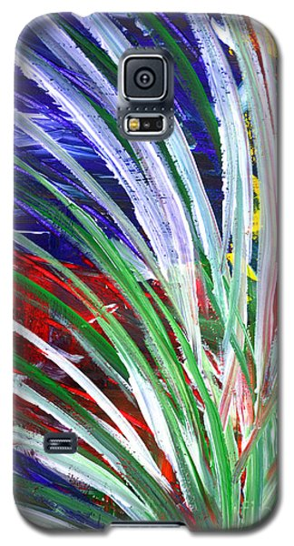 Abstract Series C1015bp Galaxy S5 Case
