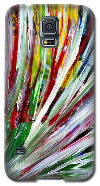 Abstract Series C1015cp Galaxy S5 Case