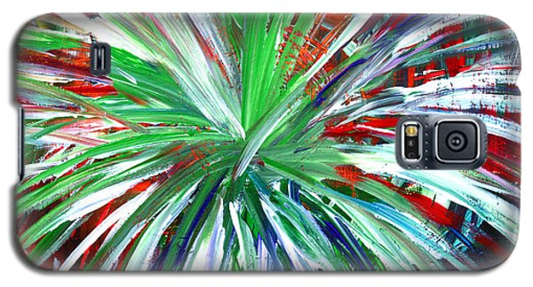 Abstract Series C1015dl Galaxy S5 Case