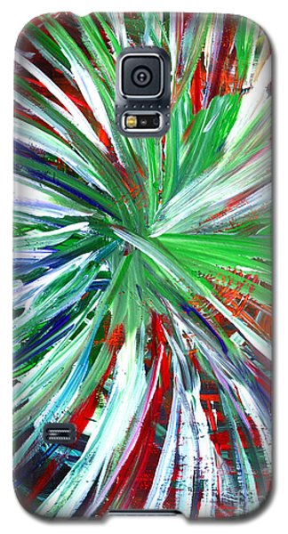 Abstract Series C1015dp Galaxy S5 Case