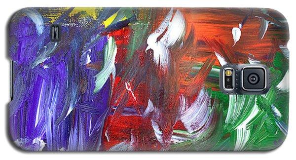 Abstract Series E1015al Galaxy S5 Case