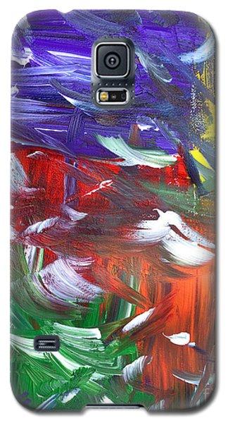 Abstract Series E1015ap Galaxy S5 Case