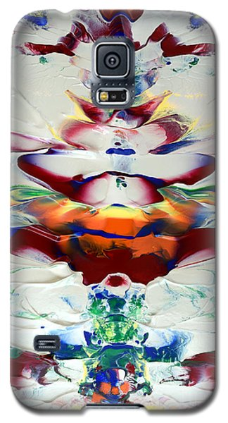 Abstract Series H1015al Galaxy S5 Case