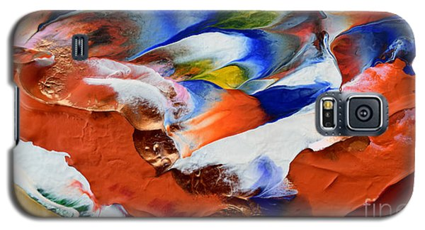 Abstract Series N1015al  Galaxy S5 Case