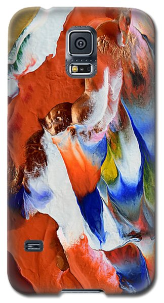 Abstract Series N1015bp Copy Galaxy S5 Case