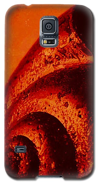 Abstract Shell Galaxy S5 Case