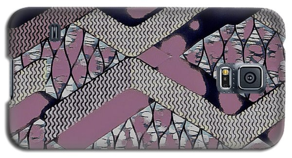 Abstract Slates Galaxy S5 Case