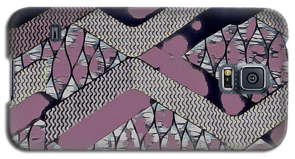 Abstract Slates Galaxy S5 Case