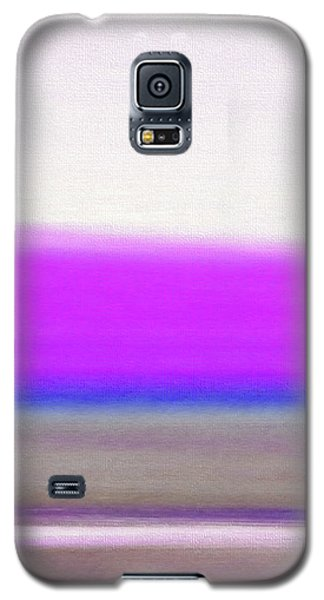 Abstract Sunset 65 Galaxy S5 Case