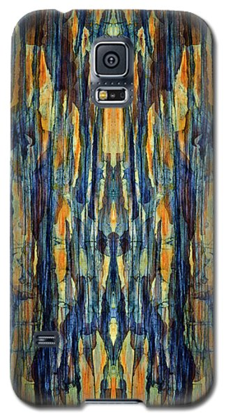 Abstract Symmetry I Galaxy S5 Case