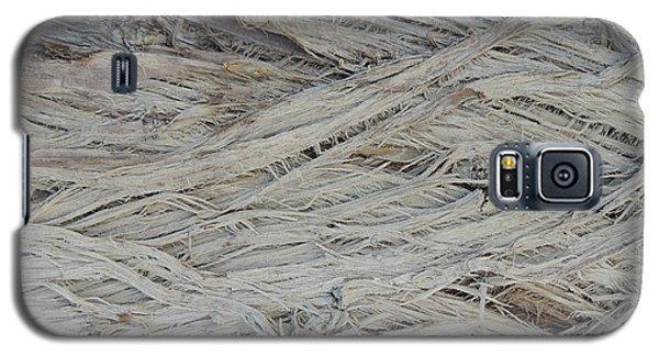 Abstract Tree Bark Galaxy S5 Case by Jayne Wilson