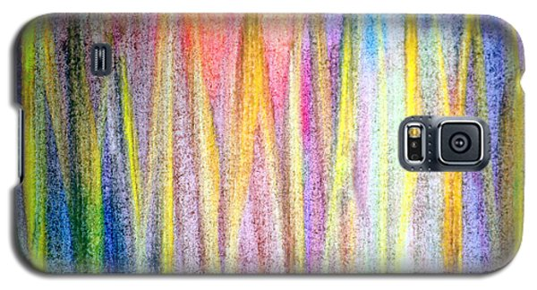 Abstract Watercolor A2 1216 Galaxy S5 Case