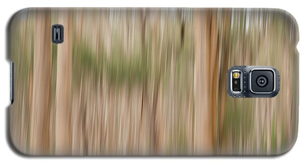 Galaxy S5 Case featuring the photograph Abstract Woods Photograph by Ivy Ho