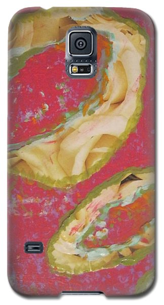 Abstraction #9 Galaxy S5 Case