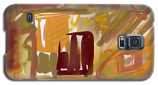 Abstraction Collect 1 Galaxy S5 Case