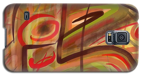 Abstraction Collect 2 Galaxy S5 Case