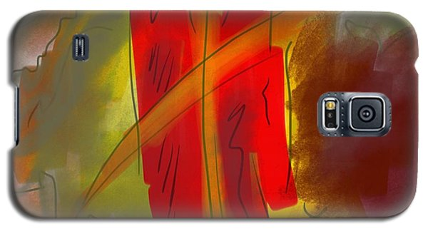 Abstraction Collect 3 Galaxy S5 Case