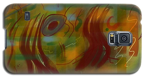 Abstraction Collect 5 Galaxy S5 Case