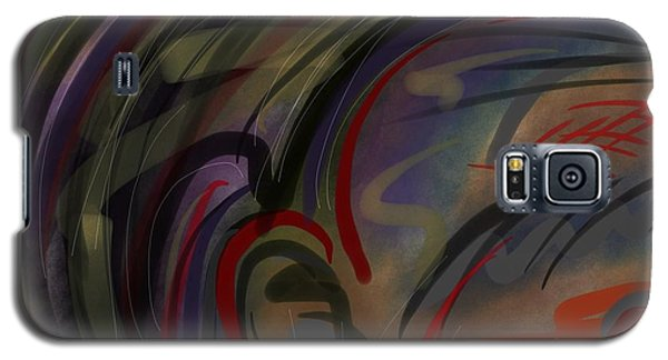 Fro Abstraction 2 Galaxy S5 Case
