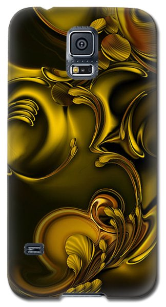 Abstraction With Meditation Galaxy S5 Case