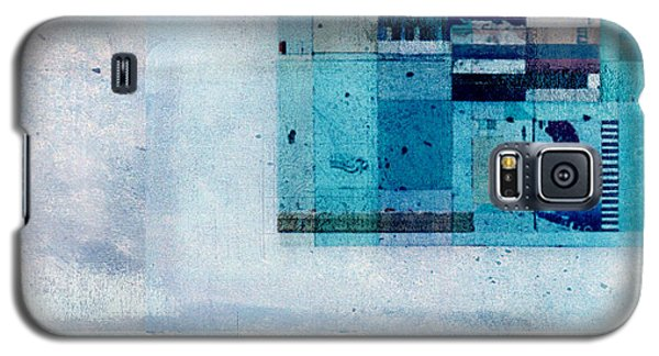 Galaxy S5 Case featuring the digital art Abstractitude - C02v by Variance Collections