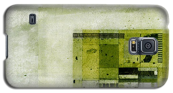 Galaxy S5 Case featuring the digital art Abstractitude - C4bv2 by Variance Collections